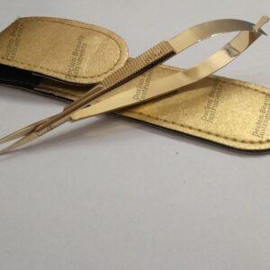 Sharp Blade Eyelash Spring Scissor