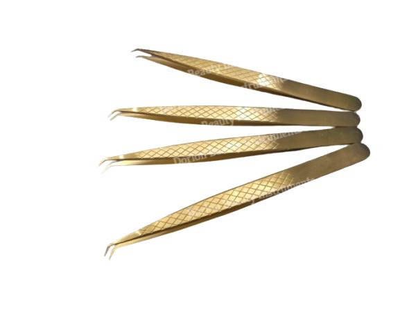 Customized Eyelash Extension Tweezers