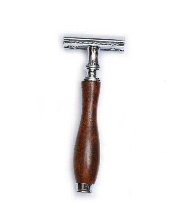 Wooden Shaving Safety Razors