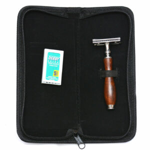 Wooden Shaving Safety Razors