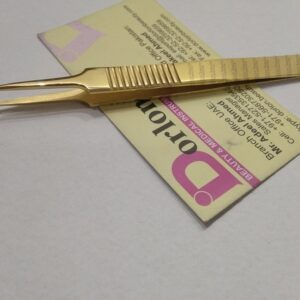 Short Tip Isolation Tweezer