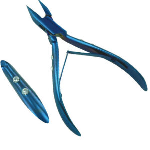 Blue Plasma Professional Ingrown Nail Nipper